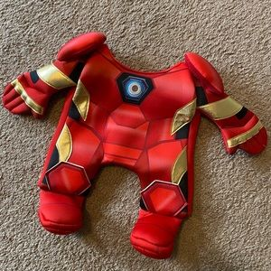 Dog iron man costume